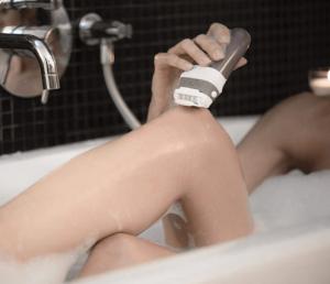 Mejores depiladoras bajo el agua