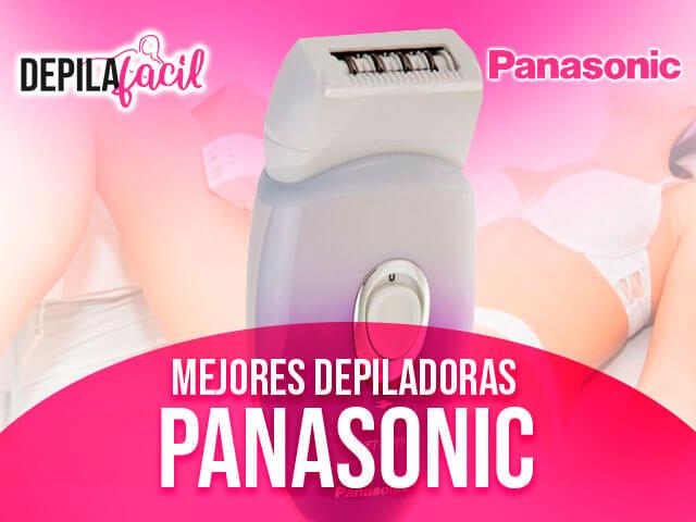 Mejores-depiladoras-Panasonic